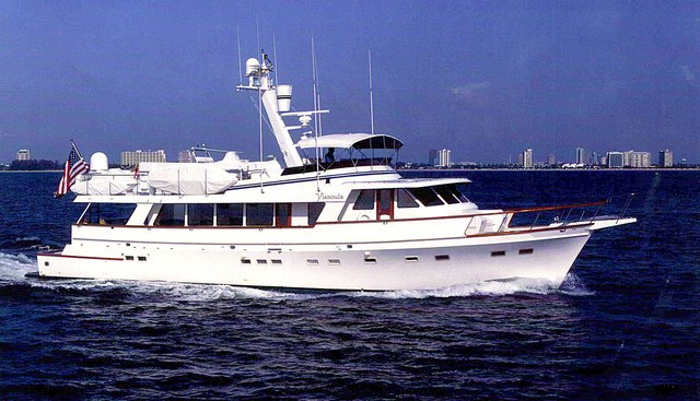Moonglow Charter Yacht