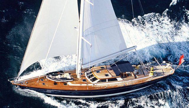 Paliador Charter Yacht