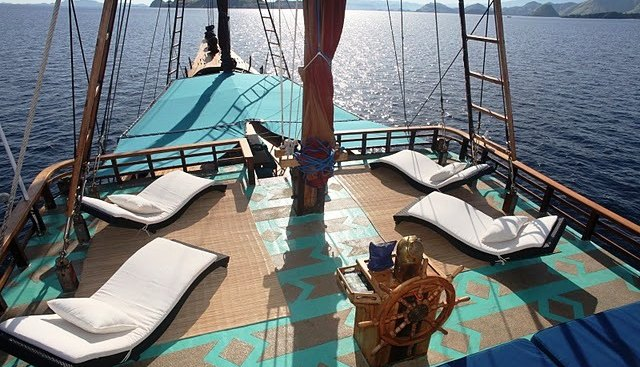 Tiger Blue Charter Yacht - 4