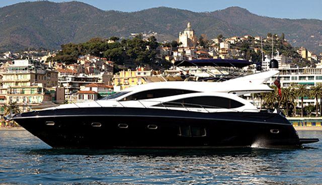 Gatsby III Charter Yacht