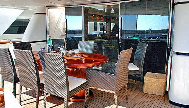 Lady Talitha Charter Yacht - 3