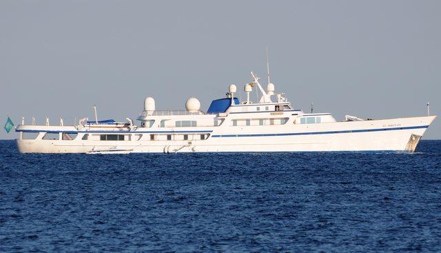 Al Diriyah Charter Yacht - 2
