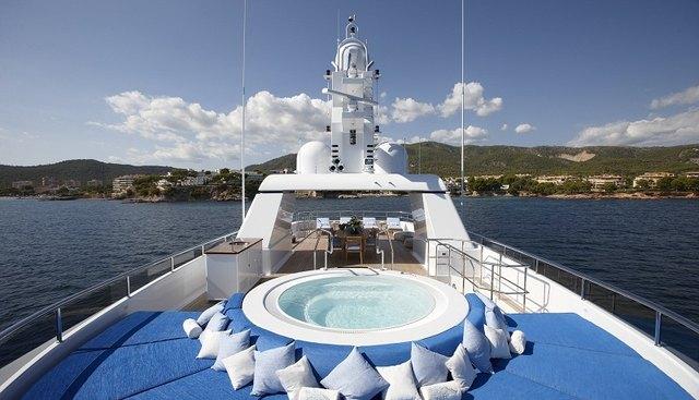 Megan Charter Yacht - 2