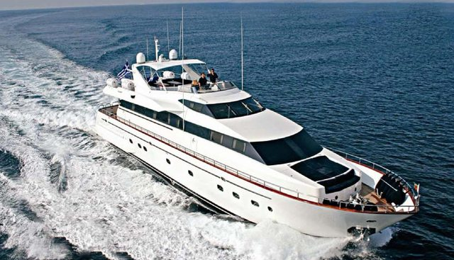 Monte Carlo Charter Yacht