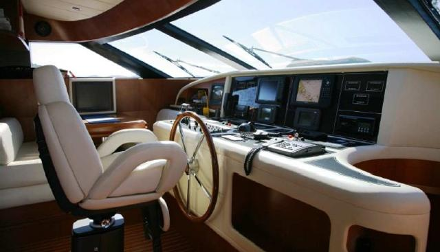 Inclination 1 Charter Yacht - 2