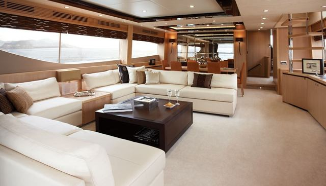 Princess 85 Charter Yacht - 2