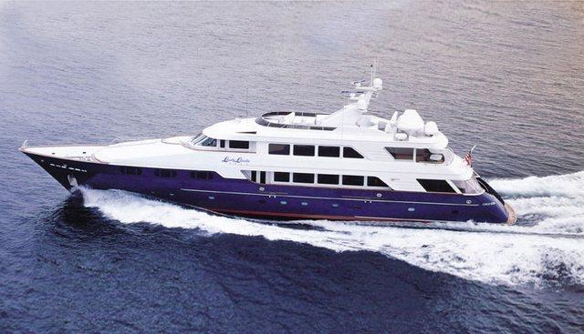 Lanida Charter Yacht