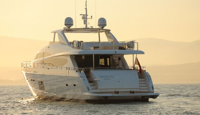 Miss Elizabeth Charter Yacht - 5