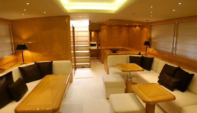 Aspacia Charter Yacht - 5