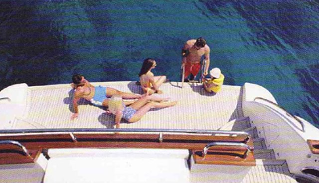 Absolute King Charter Yacht - 5