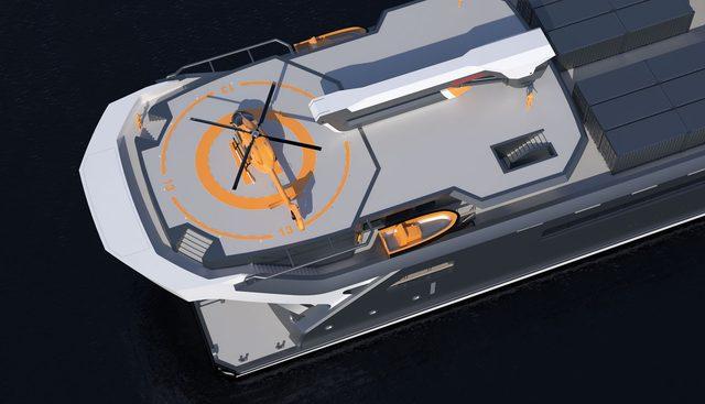 REV Ocean Charter Yacht - 5