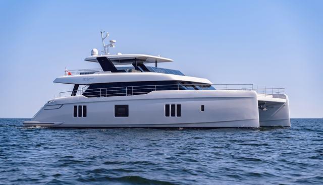 Kokomo Charter Yacht