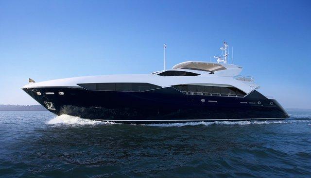 Daria Charter Yacht