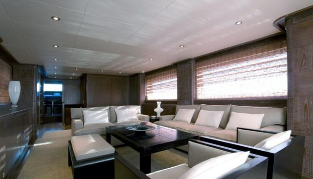 Chams Charter Yacht - 2