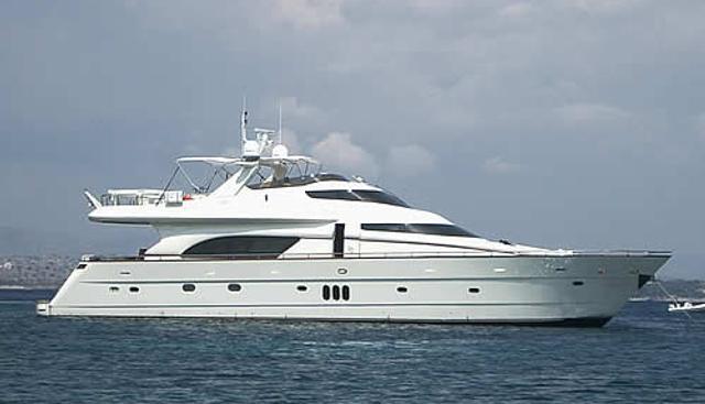Srdjana Charter Yacht