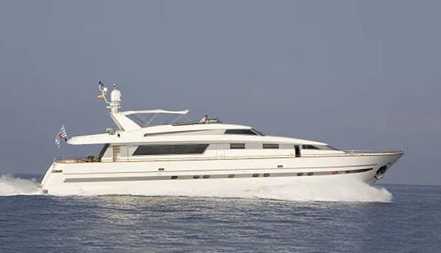 Las Brisas Charter Yacht