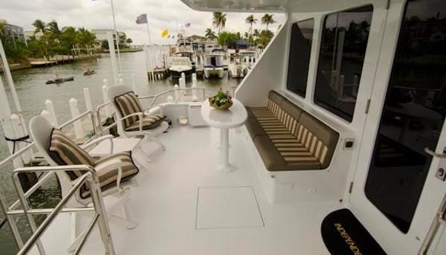 Wrigley Charter Yacht - 2