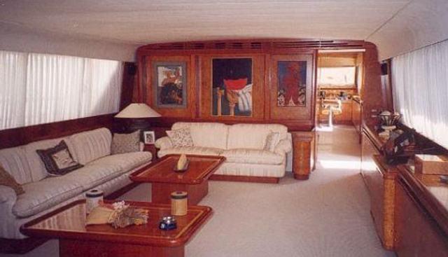 Ultraphantom 25 MT Charter Yacht - 2