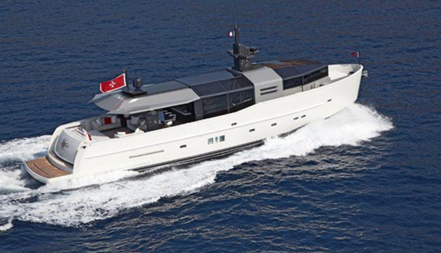 Eternity 44 Charter Yacht