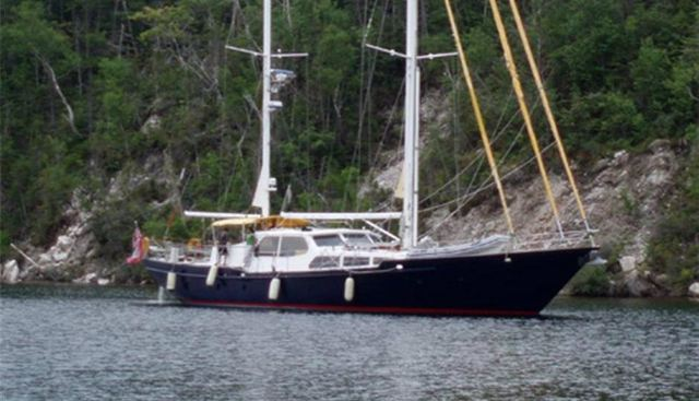 Wireless Charter Yacht