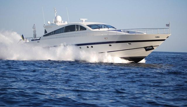 The Office Charter Yacht