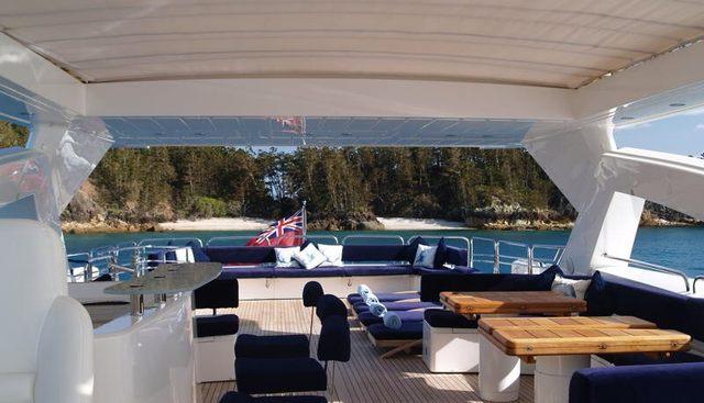 Alexania Charter Yacht - 3