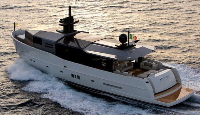 Arcadia 85/03 Charter Yacht - 4