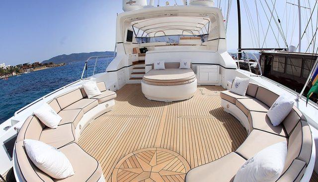 Mina II Charter Yacht - 2