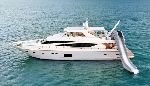 Current $ea Charter Yacht