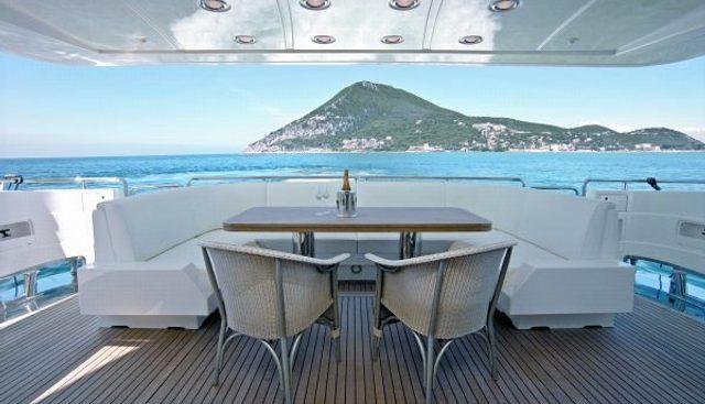 Ex Ipanemas Charter Yacht - 4