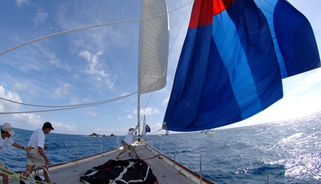 Rebecca Charter Yacht - 3