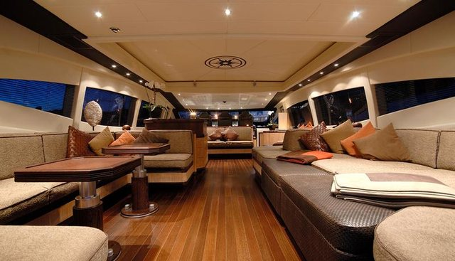 Ares Charter Yacht - 7