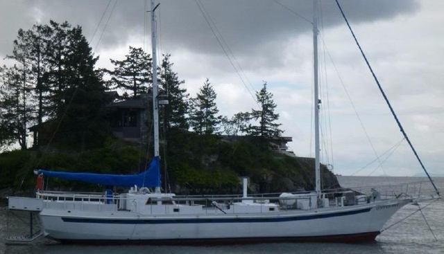 Copper Sky Charter Yacht
