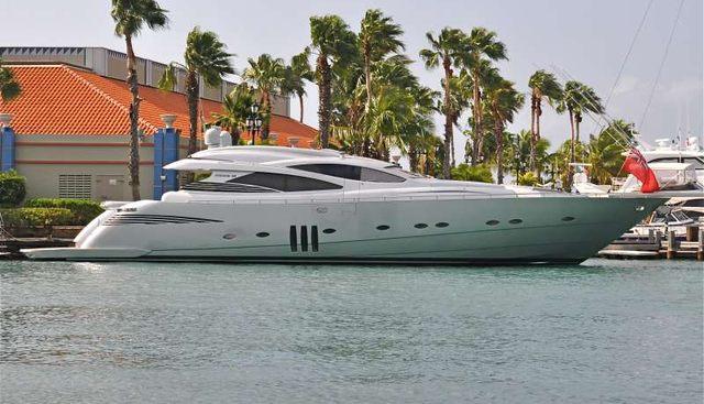 Rompemar Charter Yacht