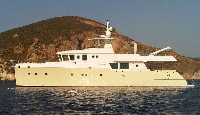 Zero Two Charter Yacht