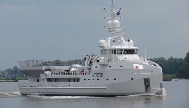 Intrepid Charter Yacht - 5