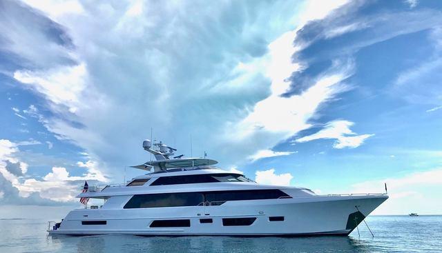Miss Anna Charter Yacht