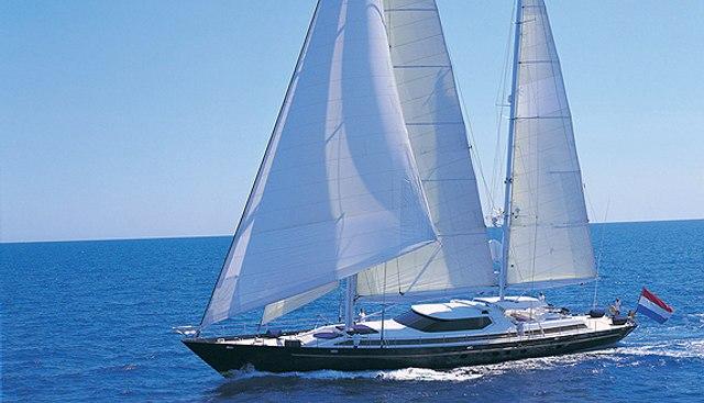 La Cattiva Charter Yacht