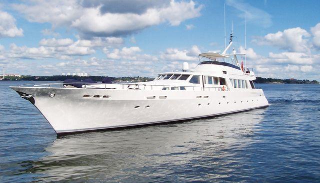 United Spirit Charter Yacht