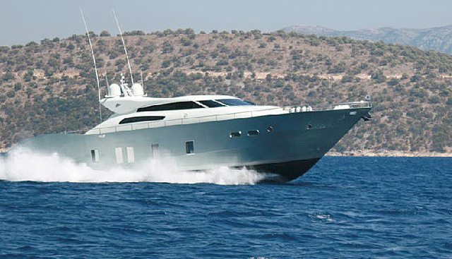 Double Shot Charter Yacht - 2
