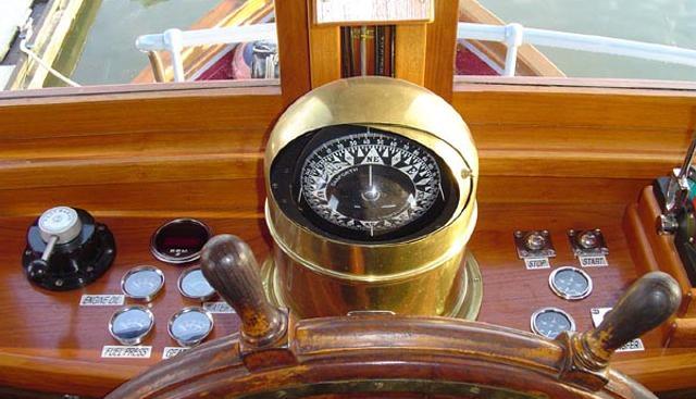 Glendevon Charter Yacht - 5