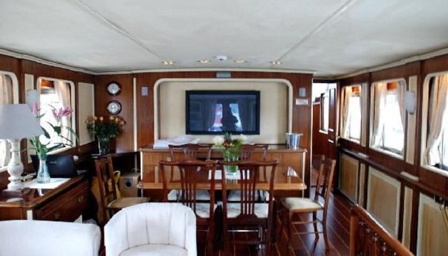 Laika Charter Yacht - 5
