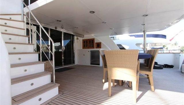 Zarina Charter Yacht - 4