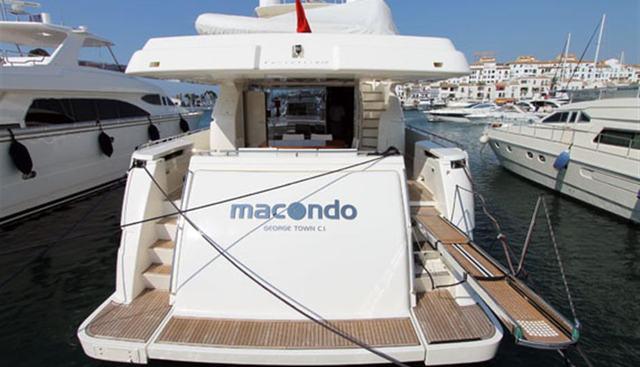Annouka Charter Yacht - 7