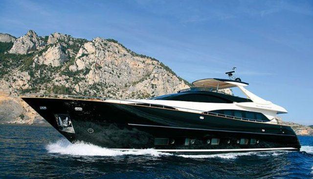 Emocion Charter Yacht