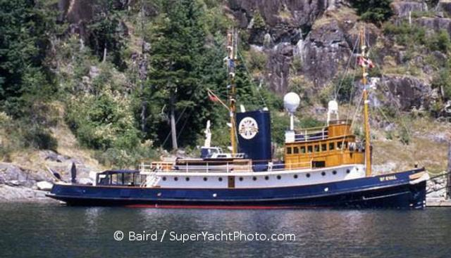 St. Eval Charter Yacht