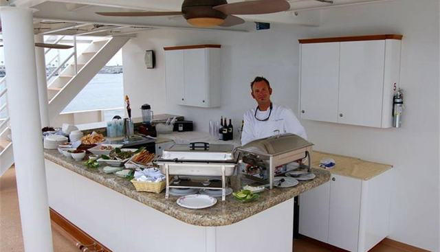 Pacific Provider Charter Yacht - 5