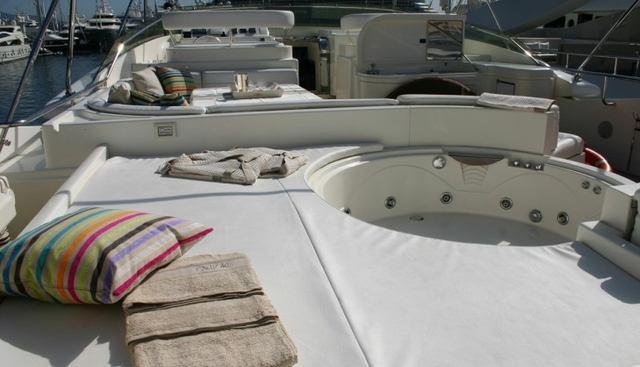 Lady Vanilla Charter Yacht - 2