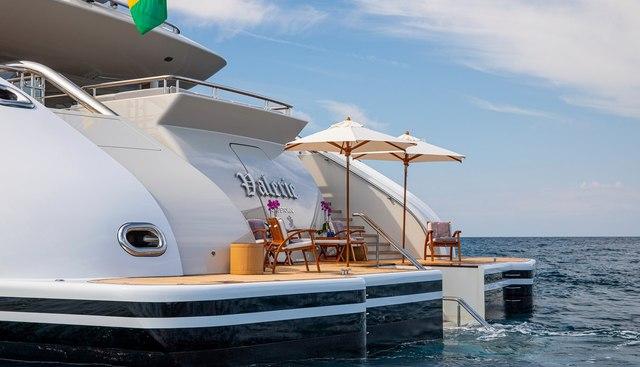 Valerie Charter Yacht - 4