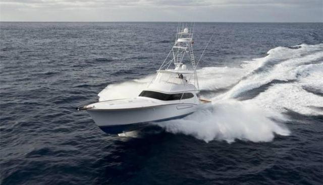 Big Dog Charter Yacht - 2